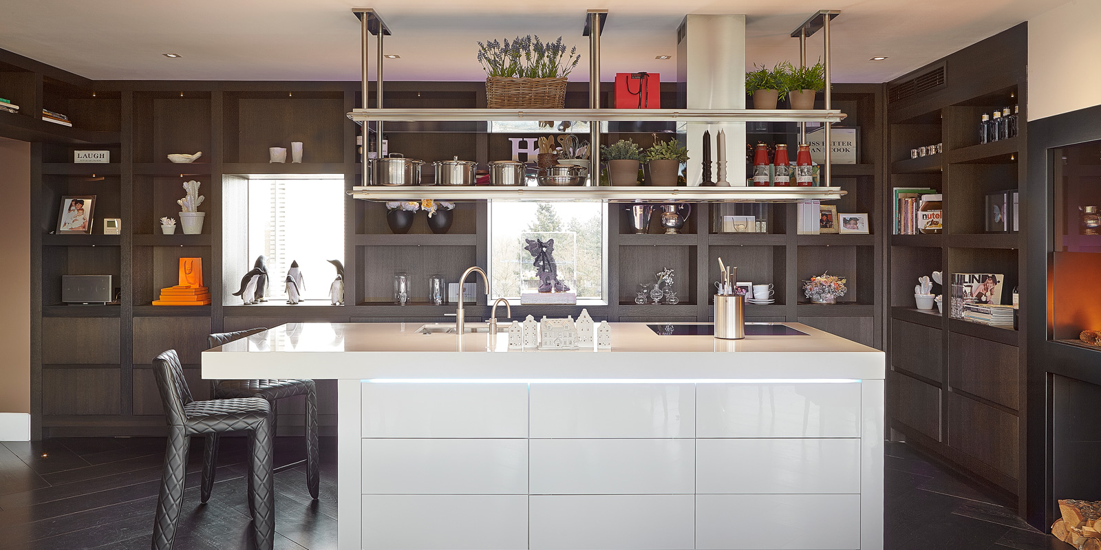 Renovatie penthouse | RMR Interieurbouw