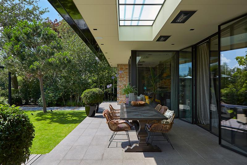 Vosselman buiten tuinhuis: ≥ tuinhuis plusa hoek tuinhuis van af u