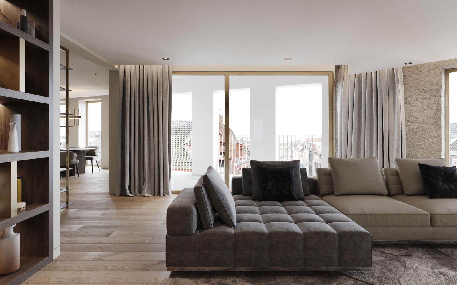 Duin Interior, exclusief interieur, interieur, inrichting, marmer, nilson bedden, bulthaup keuken, The Art of Living Online