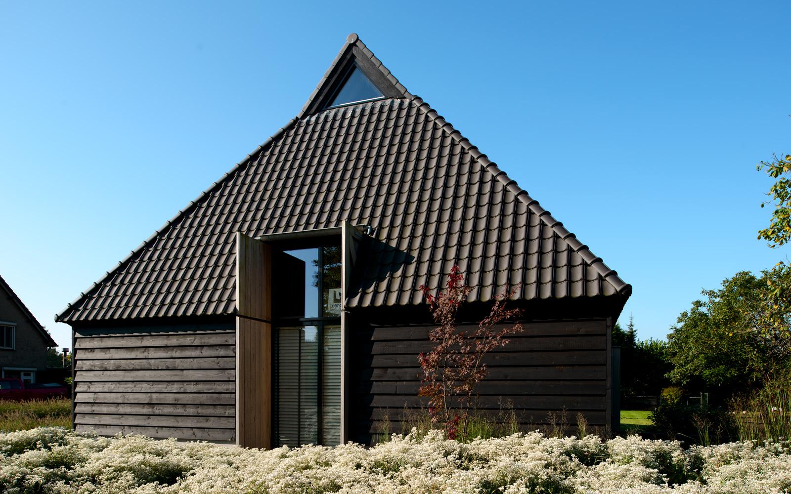 Moderne schuurwoning | Leenders Architecten en Ingenieurs