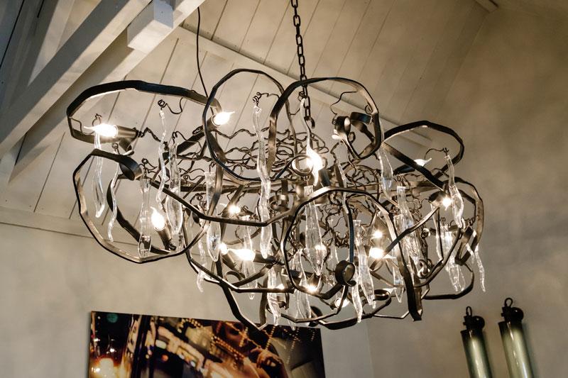 Designverlichting, showroom, architectenbureau Kabaz