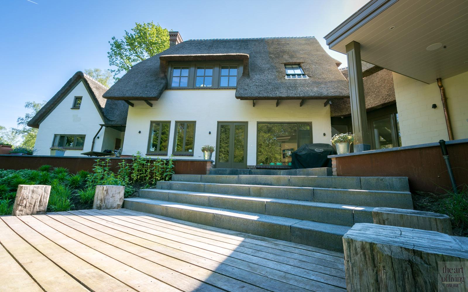 Renovatie, Villa, Klassiek, Authentiek, Boerderij stijl, Margry Arts Architecten
