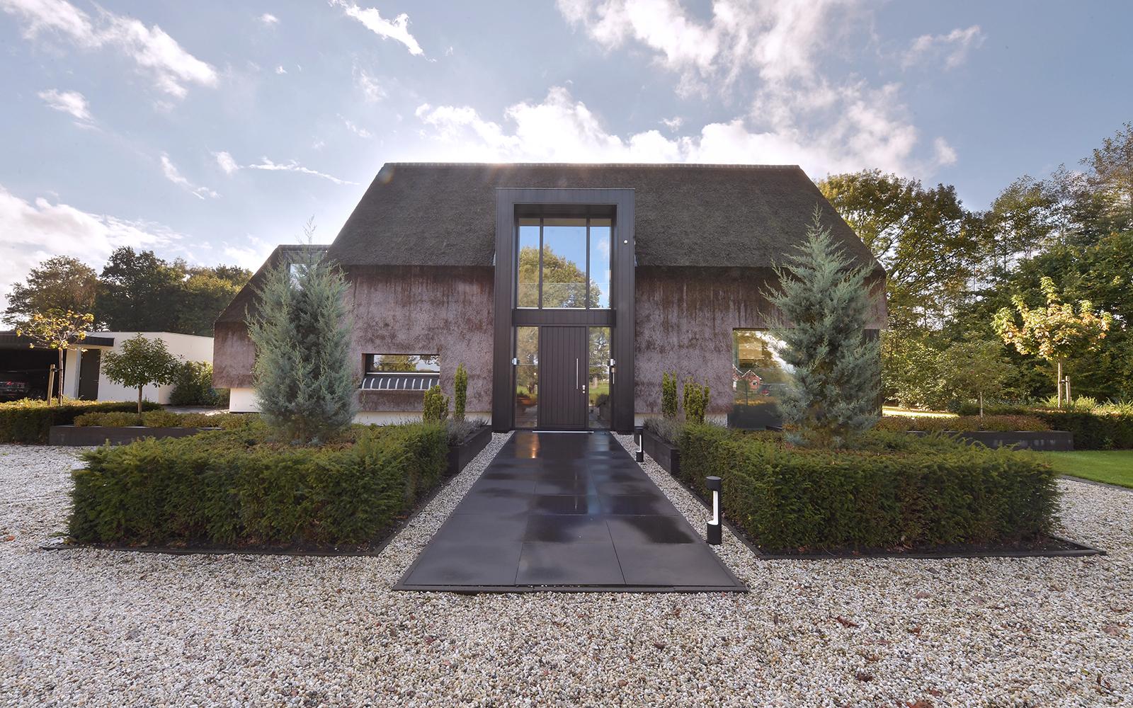 Villa, Het Fundament Architectuur, exclusieve villa, architectenbureau, ontwerpbureau, interieur ontwerp, exterieur ontwerp, the art of living