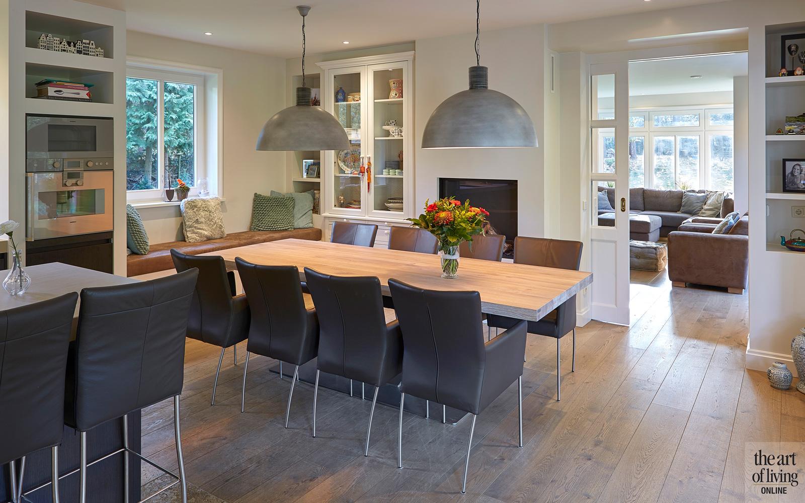 Renovatie, Villa, Klassiek, Authentiek, Boerderij stijl, moderne interieurdesign, interieurontwerp, Margry Arts Architecten