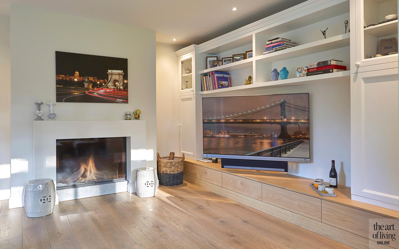 Houthaard DRU, Interieurbouw Coenen Concept, renovatie project, Margry Arts Architecten