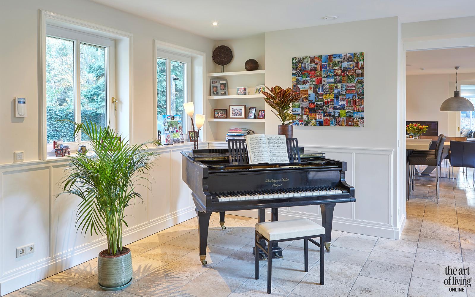 Interieurbouw Coenen Concept, Piano, Interieurontwerp, Interieur design, Margry Arts Architecten