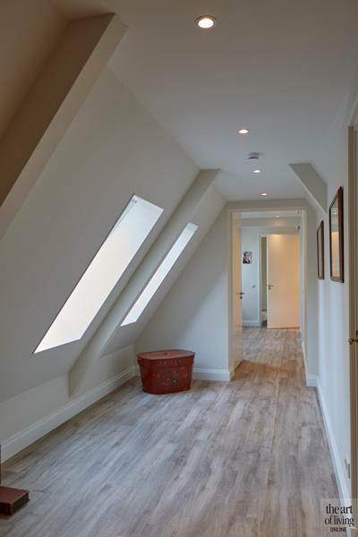 Hal, Margry Arts Architecten, renovatie, esco vloeren, wit, modern