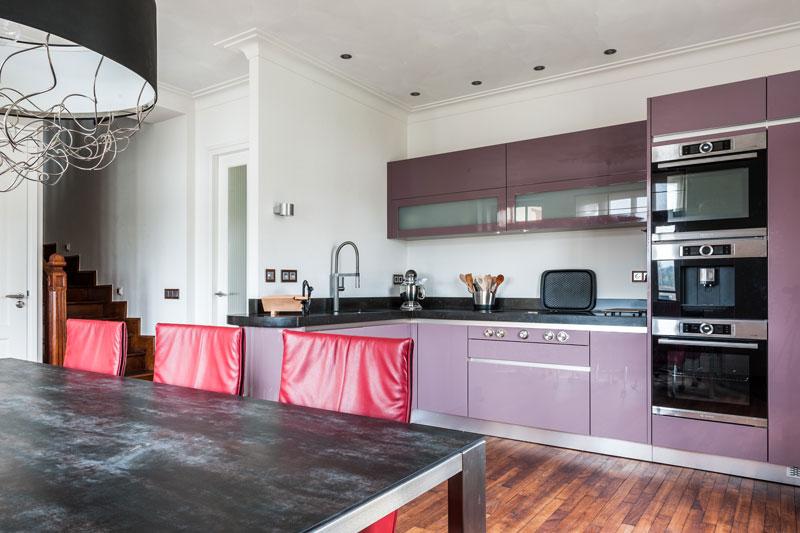 Keuken, Bouw- en Timmerbedrijf Ketelaars, Kleurrijk, Modern klassiek interieur, MarStyling