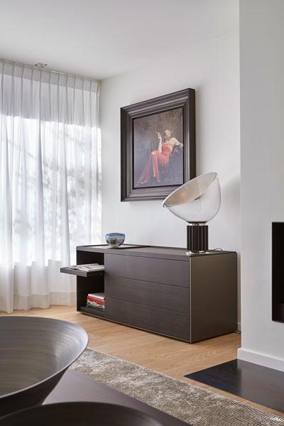 Designkastje B&B Italia, landelijke villa, Francine Broos