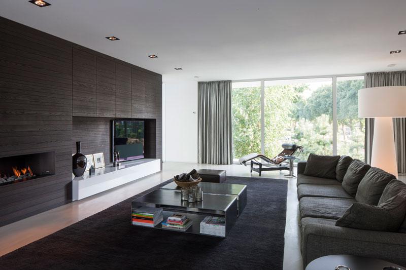 Zwevende villa | Lab32 architecten | Rob Zeelen Interior