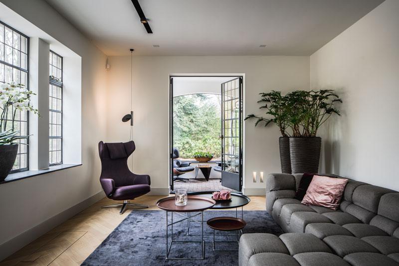 Monumentale villa, Van den Wildenberg, interieurontwerp, interieurarchitect, interieurdesign, the art of living