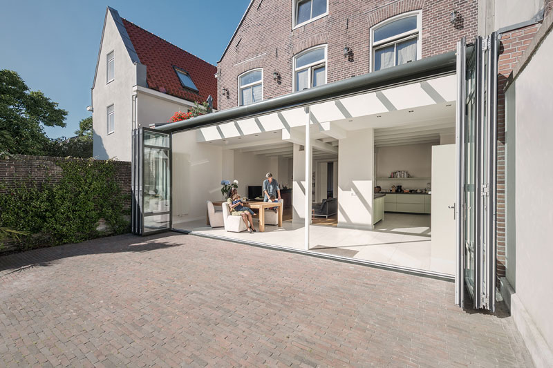 Monumentaal pand | Solarlux