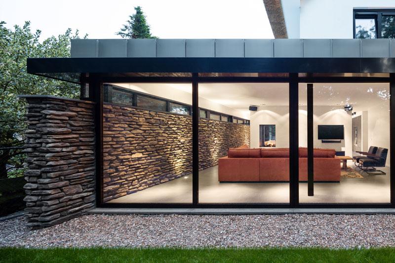 Modere duinvilla | BNLA Architecten | Solarlux