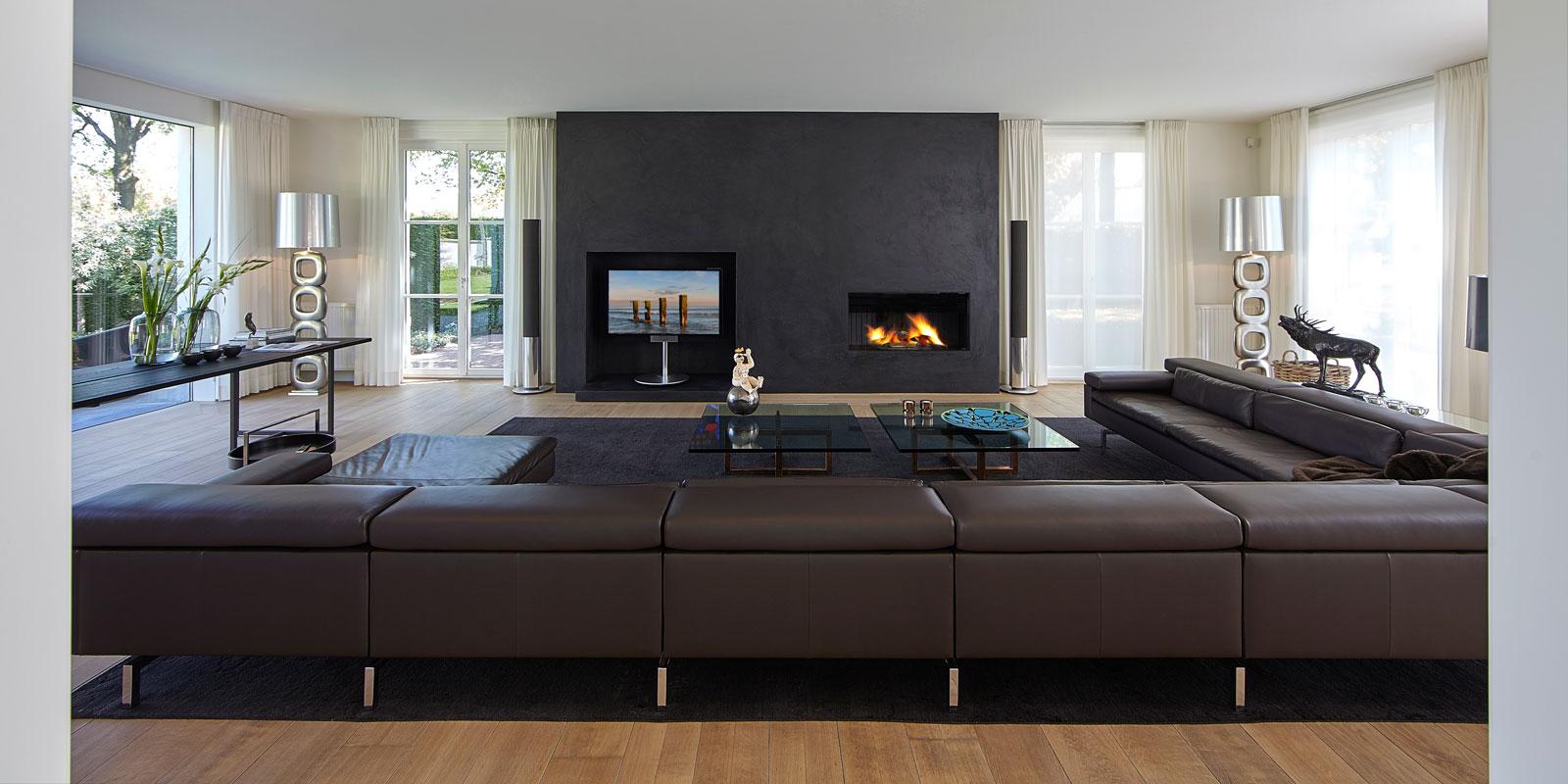 Marmeren villa, Rob Zeelen Interior