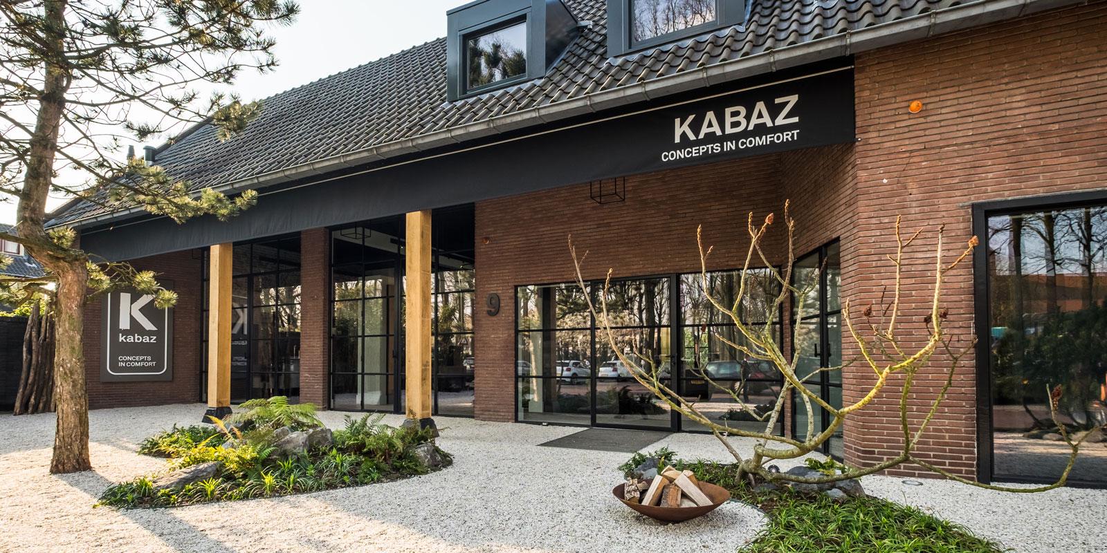 Showroom | architectenbureau Kabaz