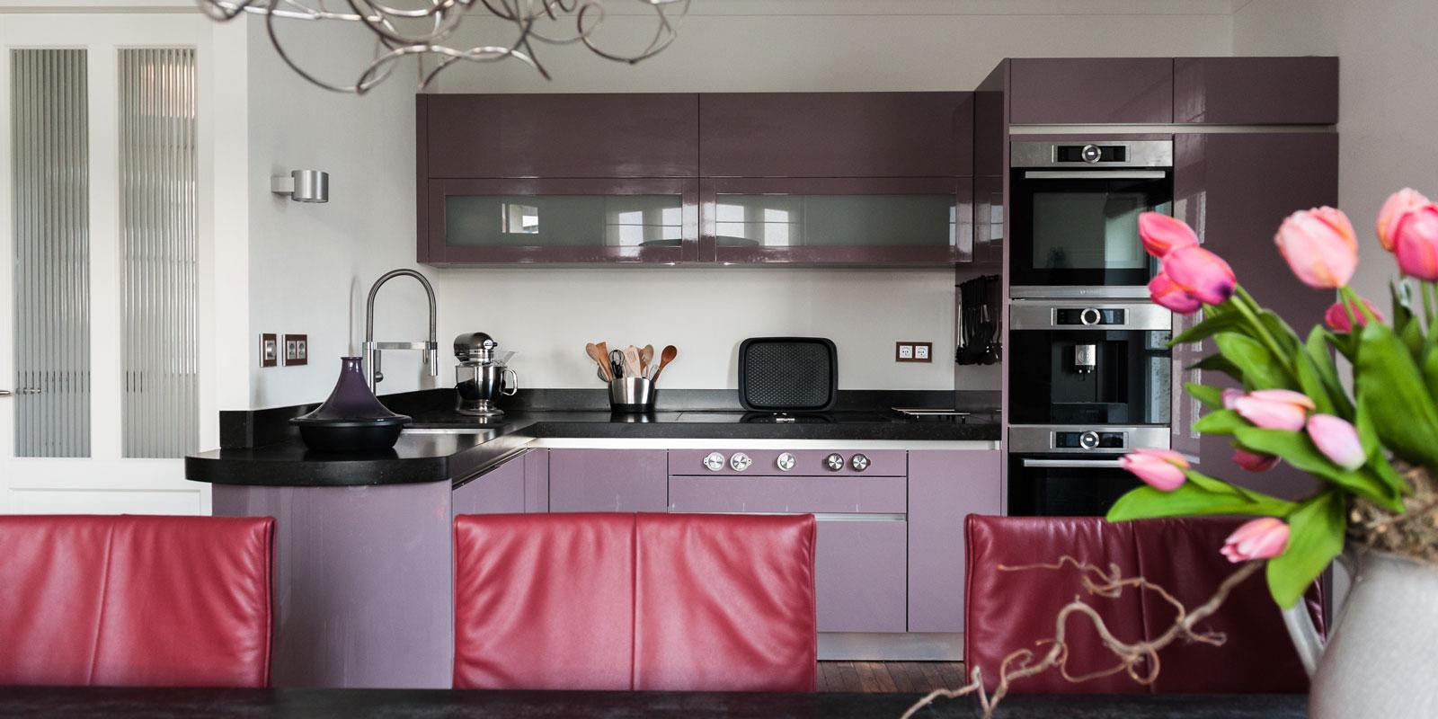 Keuken, Modern klassiek interieur, MarStyling