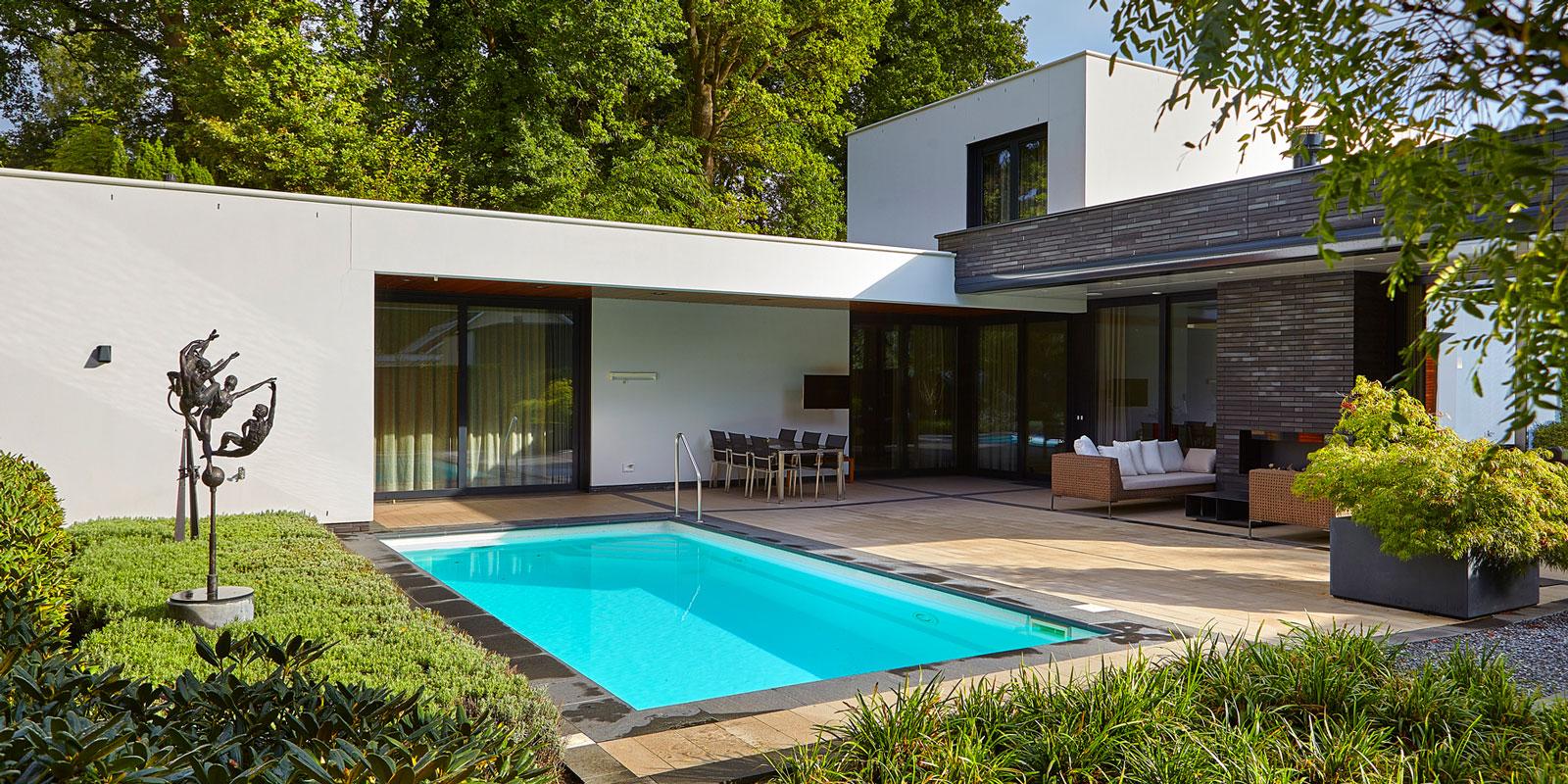 Witte bungalow | Marco van Veldhuizen