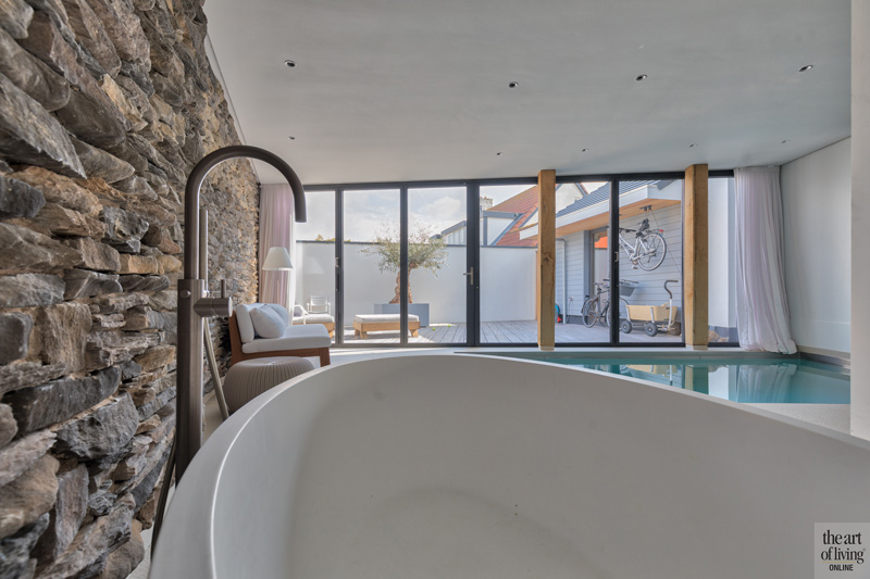 Hotbath, badkuip, Firma Bulthaup