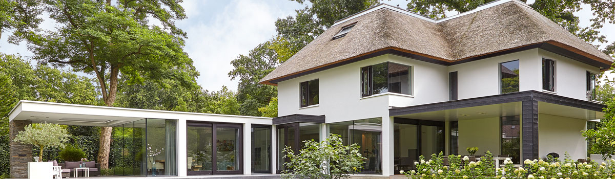 Villa architect Bob Manders