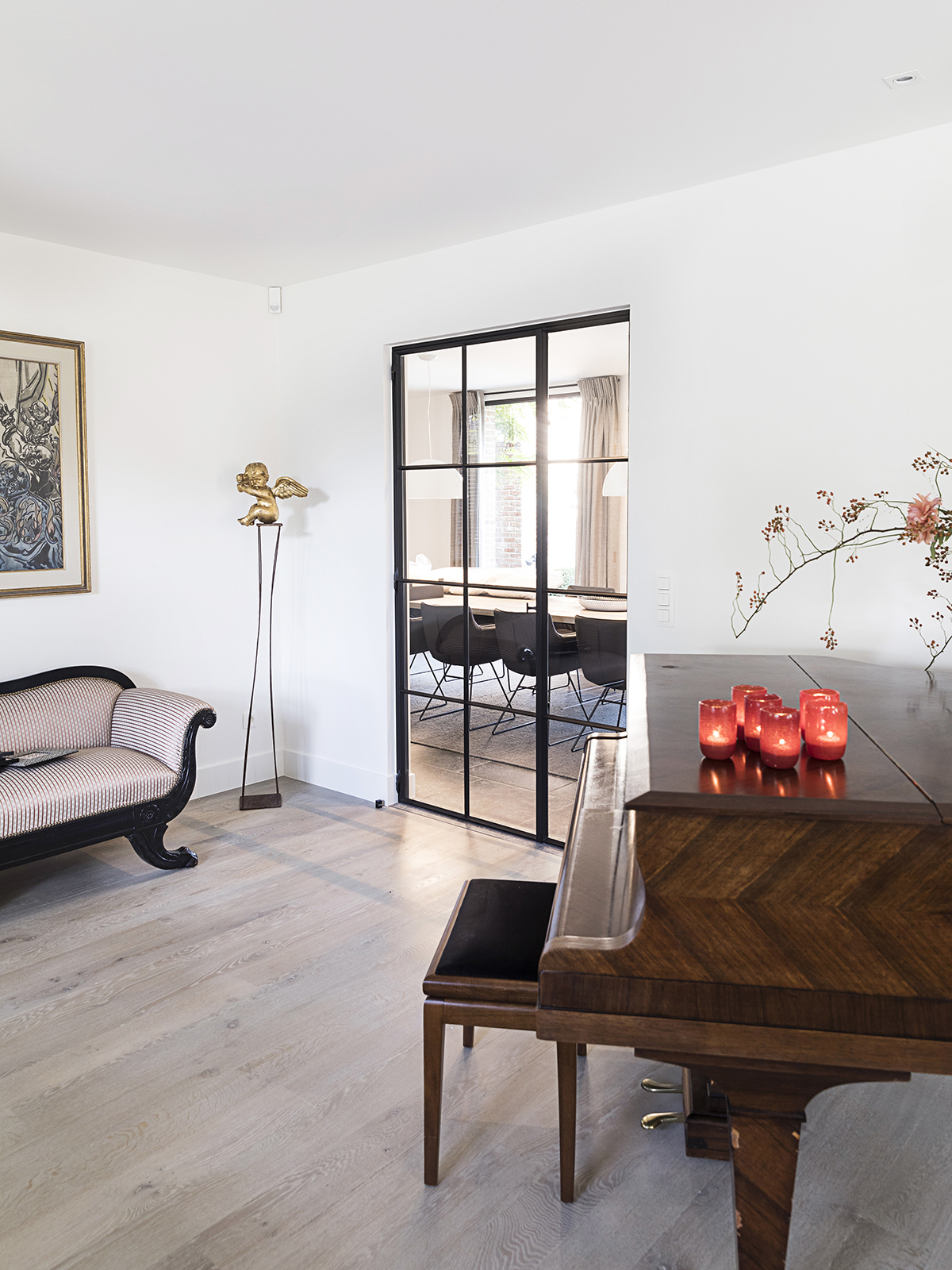 Dauby, deurbeslag, meubelbeslag, Interieurarchitect Paul Rijs, interieurproject