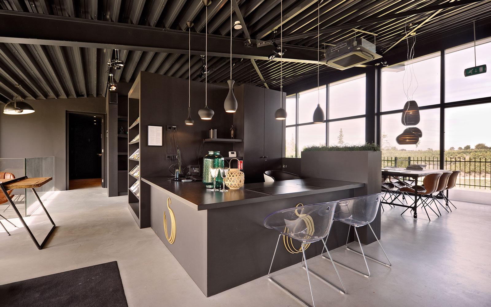 Bar, kasten, E&M Interieurmakers, industrieel, La Marquise, Hertroijs Architekten