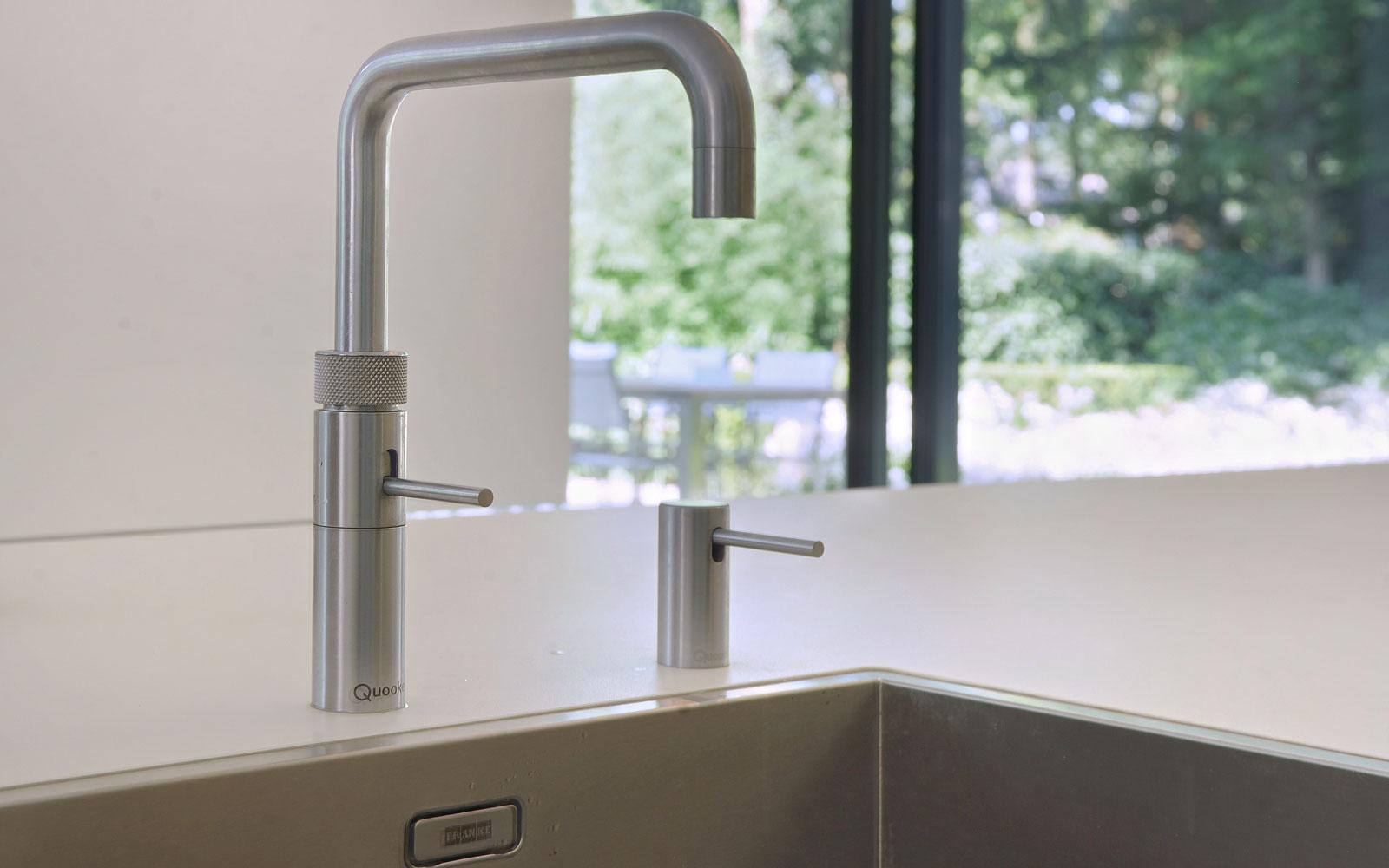 Keuken, Quooker, heetwaterkraan