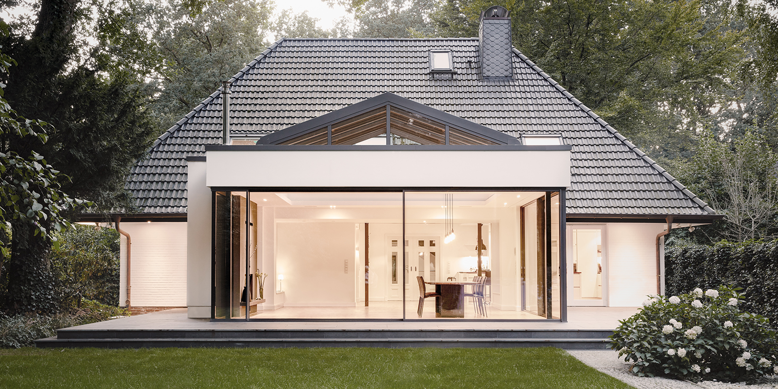Solarlux, Cero, Schuifpui, Schuifsystheem, grote ramen, luxe raamoppervlaktes.