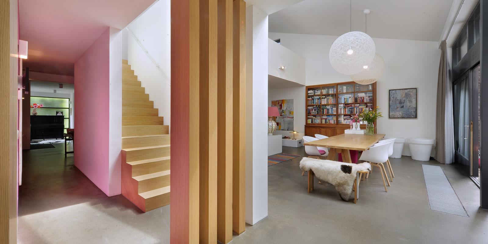 Jaren '70 woning | De Bever Architecten