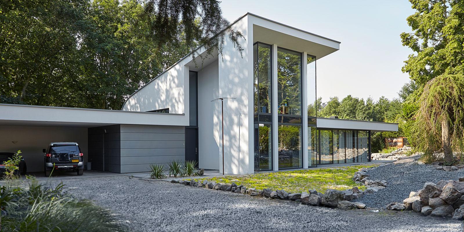 Moderne villa | Boley