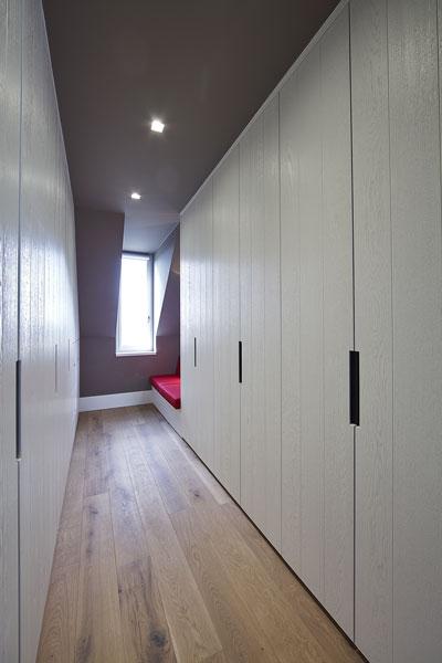 Maatwerk kasten, houten vloer, droomvilla, Marco Daverveld
