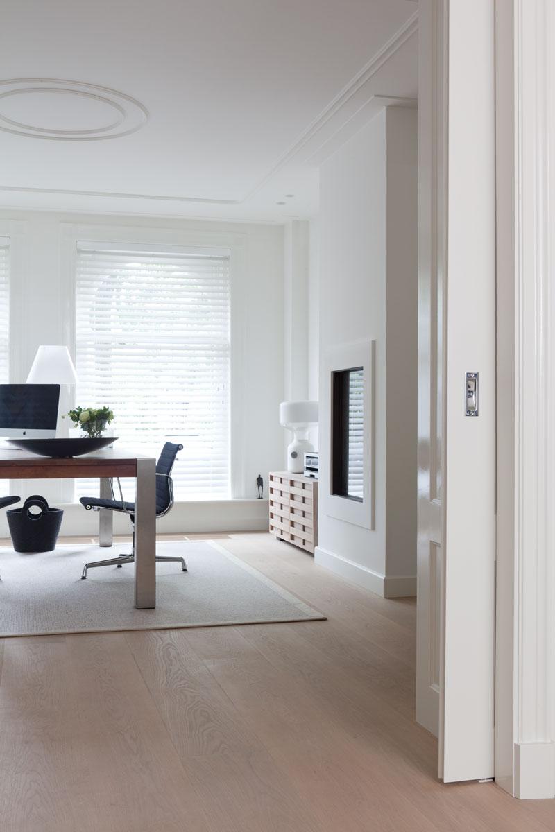 Werkruimte, kantoor, home office, Stadsvilla, Remy Meijers
