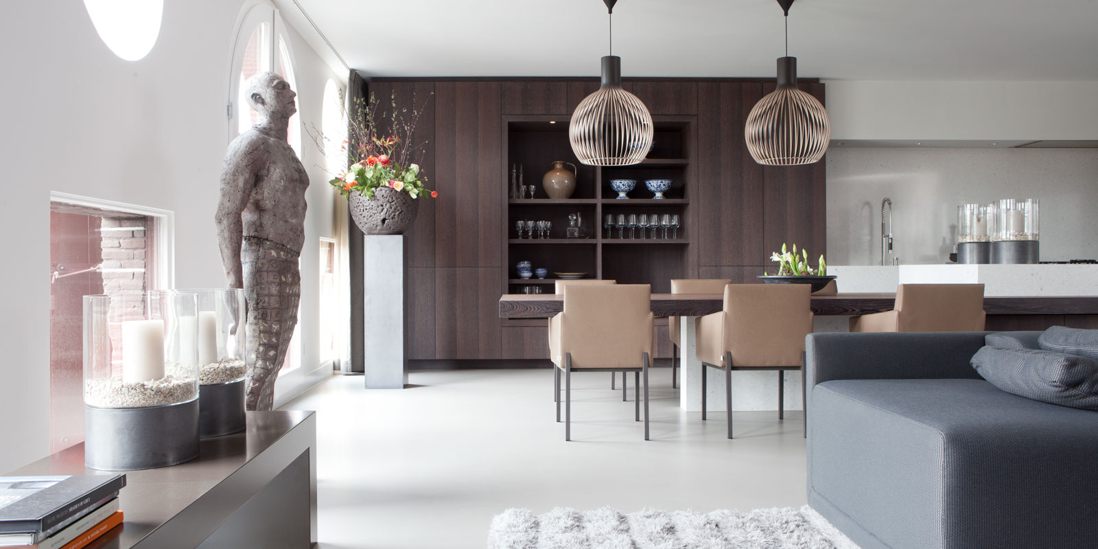 Remy Meijers, Penthouse Amsterdam, RTL Woonmagazine, luxe interieur, metamorfose