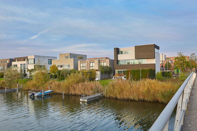 Woning aan het water | Bart van Wijk
