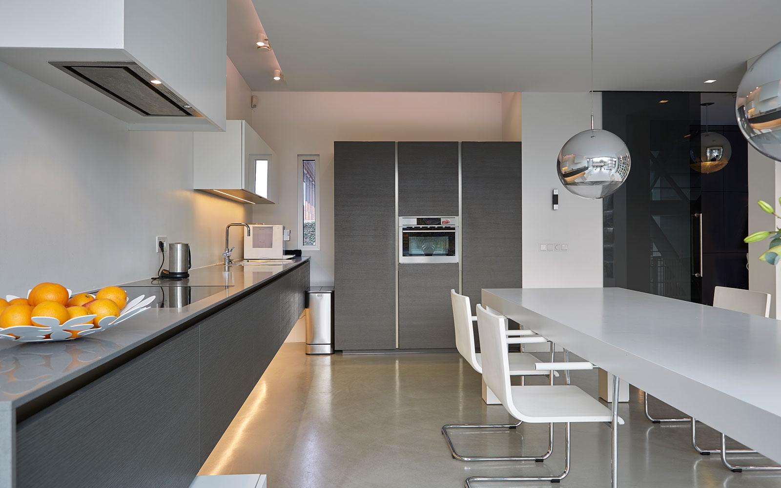 Bart van wijk nieuwbouwontwerp extérieur en interieur villa