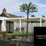 gardano outdoor living, gardano, the art of living, lamellen daken, schuttingen, overkappingen, terrasoverkapping