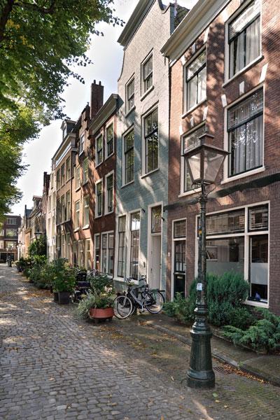 Rijksmonument, Leiden, herenhuis, Van Oort Interieurs