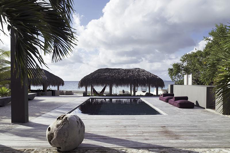 Tropische tuinontwerp door Piet Boon Studio