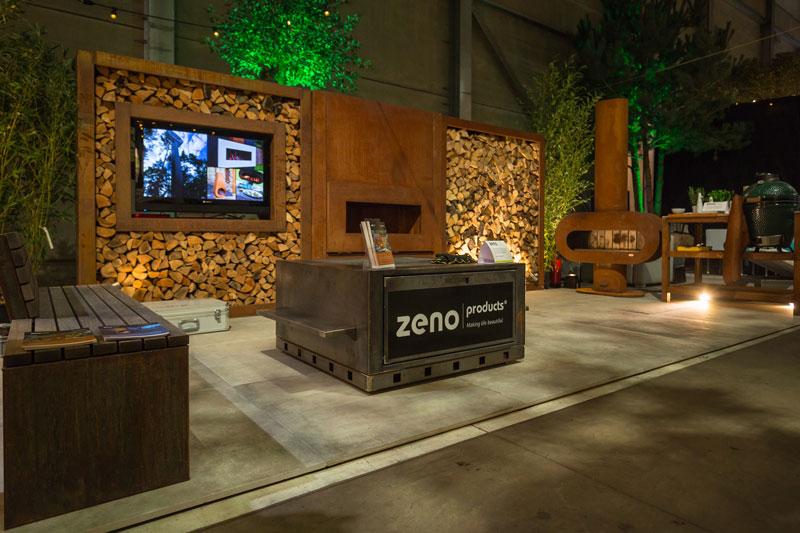 Meesters in de Tuin, Zeno