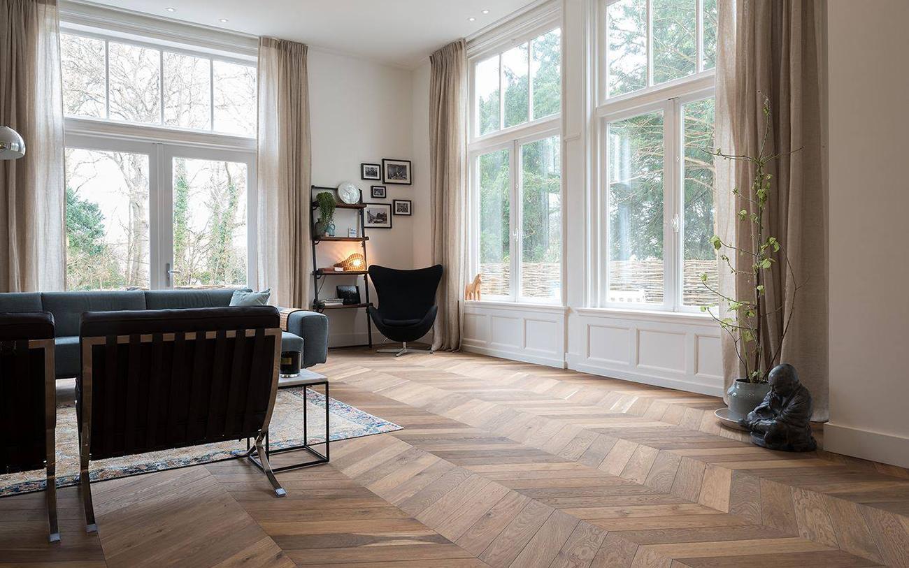 Dennebos Flooring, Parketvloeren, Houten vloeren