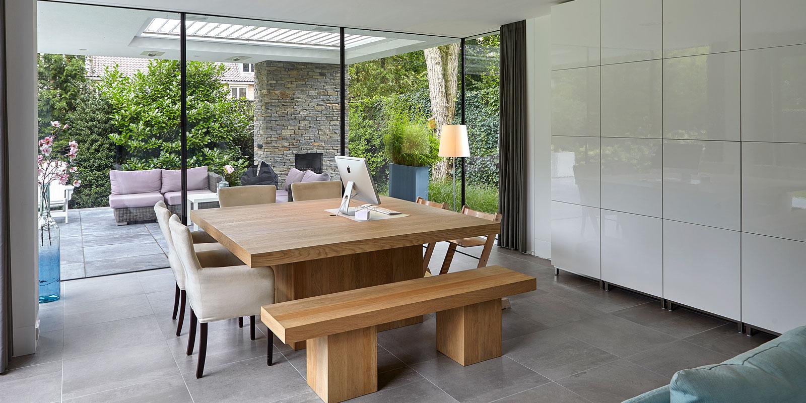 Bob Manders, Van den Berg Maatmeubilair, home office, thuiskantoor, kantoor inspiratie, blog Sarah Watts