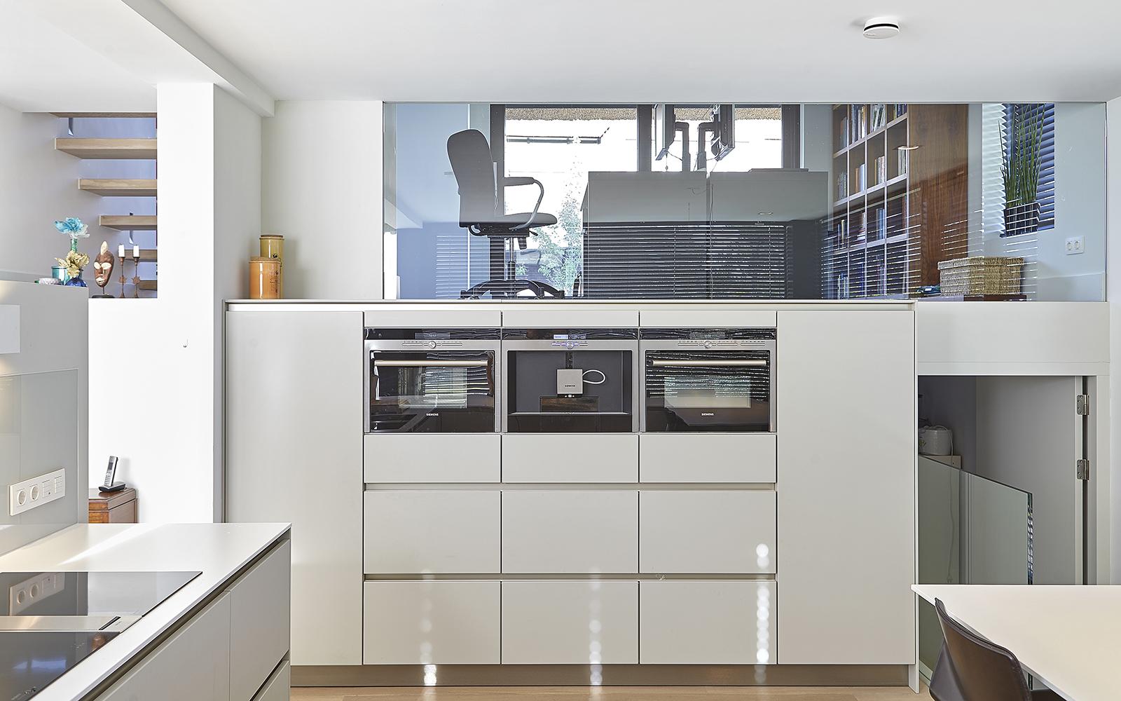 Keuken, Bob Manders, Van Wanrooij Warenhuys, Siemens
