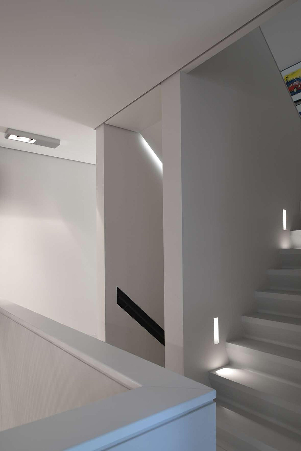 Delectro, verlichting, villa