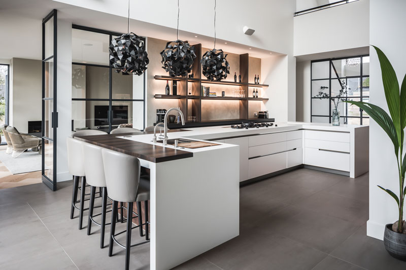 Culimaat, witte keuken