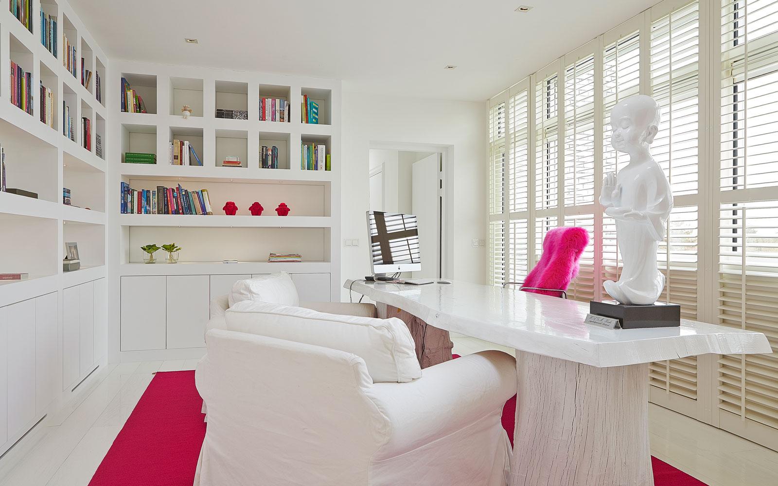RMR interieurbouw, home office, thuiskantoor, kantoor inspiratie, blog Sarah Watts