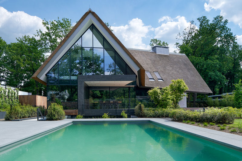 LA Architecten, exterieur, the art of living, luxe
