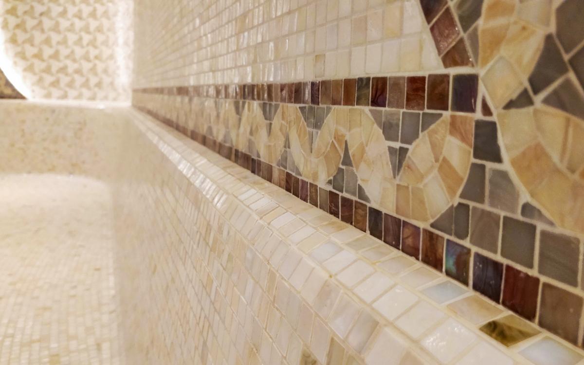 Stone Natural Class, Mozaiek