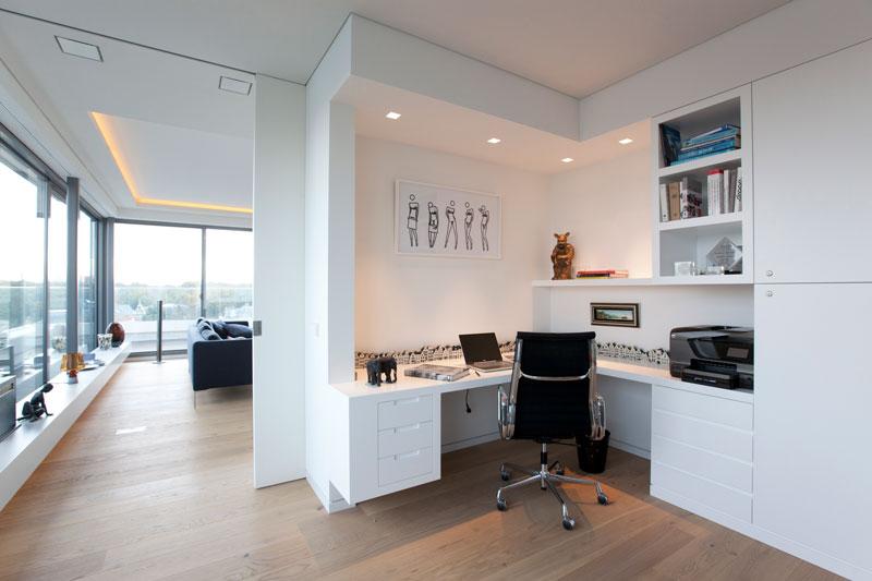 Marco van Zal, home office, thuiskantoor, kantoor inspiratie, blog Sarah Watts