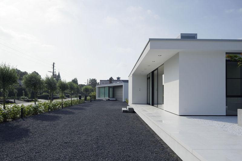 Villa bij het water | Lab32 architecten | DJS Hekwerken