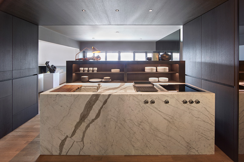 culimaat, bob manders, exclusieve keukens, high end kitchens, the art of living