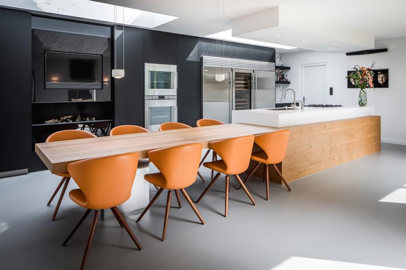 Exclusieve Gietvloer Woonkamer : Drt gietvloeren the art of living nl